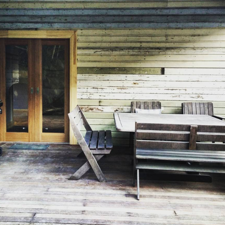 50's recycled timber - The Jobson